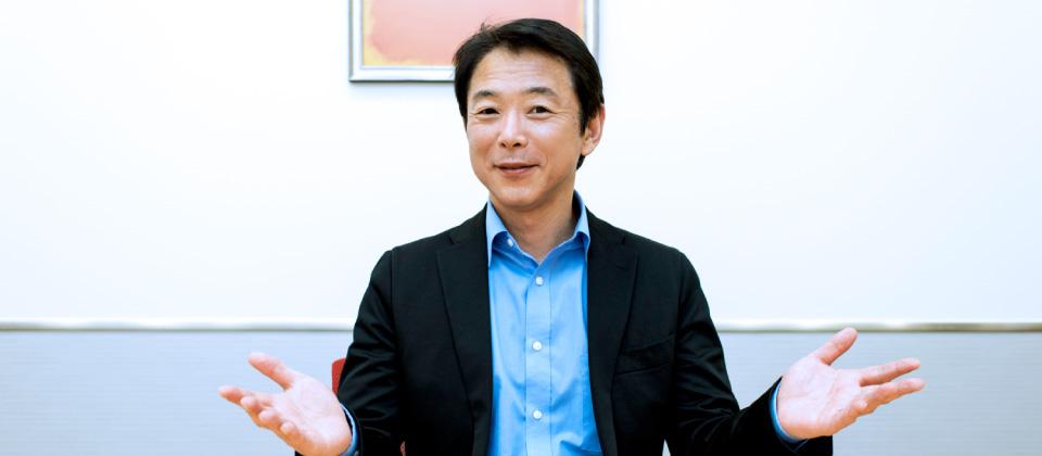 代表取締役 内田俊一